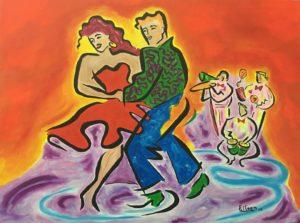 Artist Eileen Figueroa