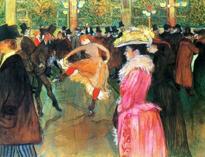Painting by Henri de Toulouse-Lautrec. Photo: Public domain.