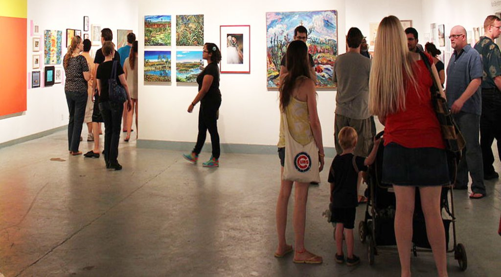 juried art exhibitions