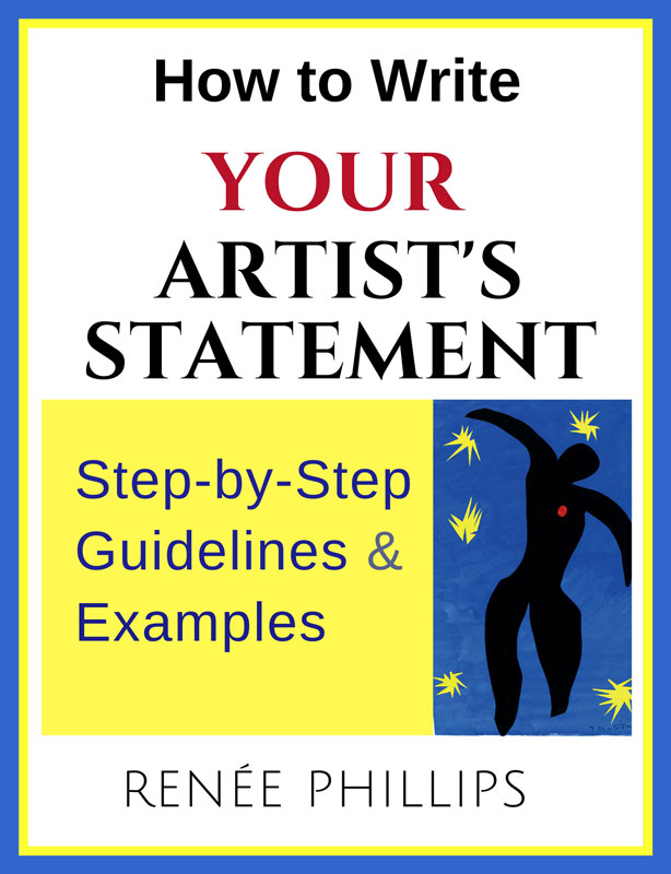 e-Book for Artists by Renee Phillips