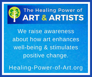 The Healing Power of ART Website
