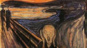 Edvard Much, The Scream