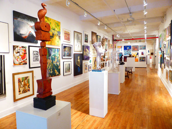 National Association of Women Artists' 125th Annual Membership Exhibition