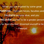 Living An Artful Purpose-Driven Life