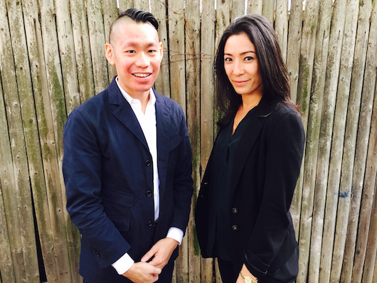 Christopher Y. Lew and Mia Locks, co-curators of The Whitney Biennial