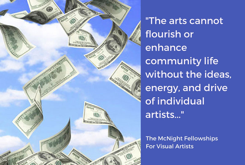 Fellowships for Visual Artists