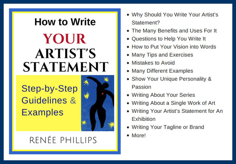 How To Write Your Artists Statement