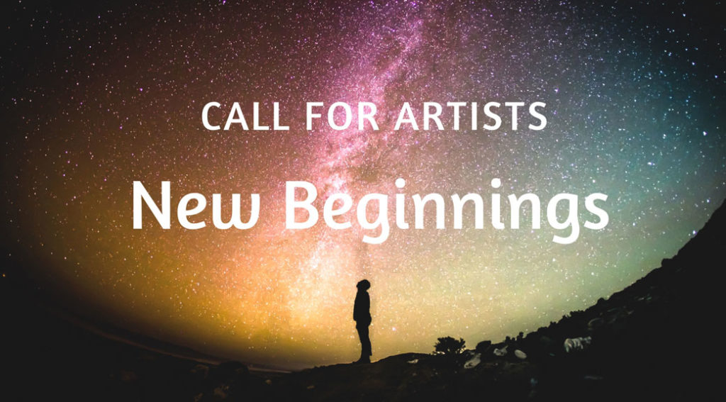 Call for Artists New Beginnings