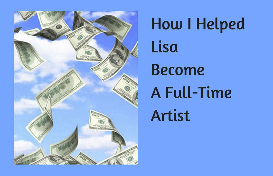 Full time artist