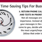 10 More Time-Saving Tips For Busy Artists