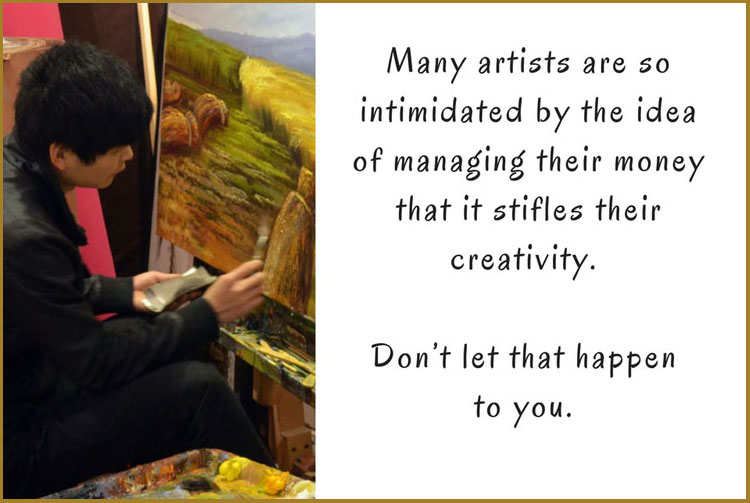 Create a Prosperity Plan for Artists