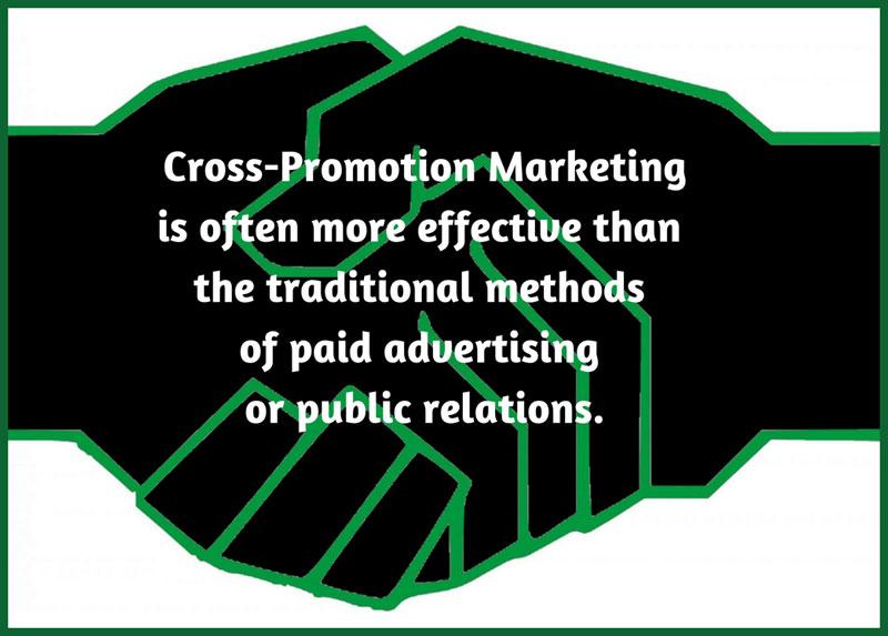 cross-promoting marketing