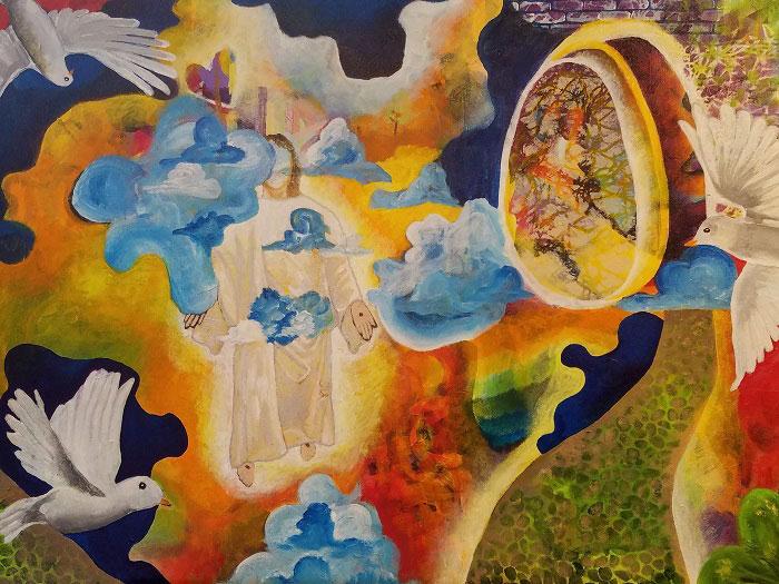 Artists Inspired by God, Prayer and Faith
