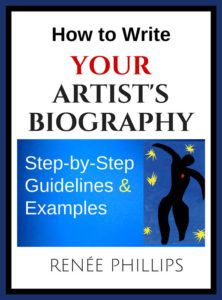 How to Write Your Artist's Biography e-Book